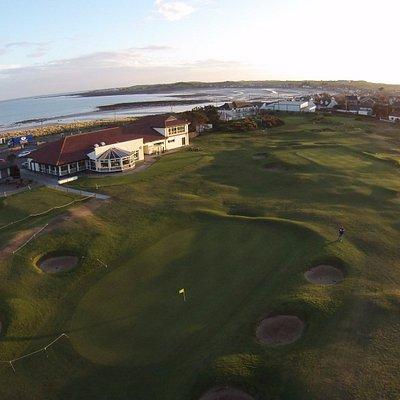 Kirkistown Castle Golf Links