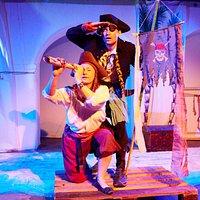 Graubarts Schatz - Ein Theaterstück für Kinder