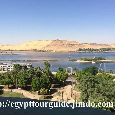 Nile in South Egypt