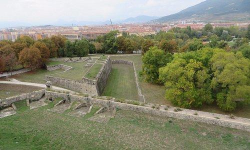oude stadsmuren