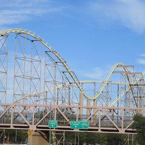 Desparado Roller Coaster, Primm, NV