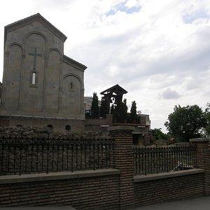 Церковь 40 мучеников Севастийских