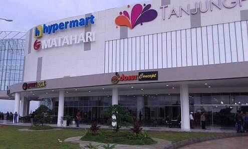 Main Entrance of Mall