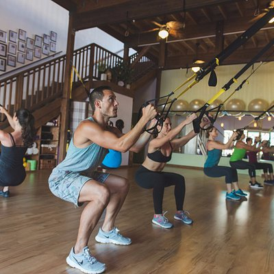 TRX classes and Bootcamp at Body in Balance