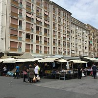 Mercato Centrale (outside)