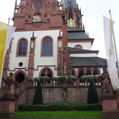 Базилика. Ашаффенбург.