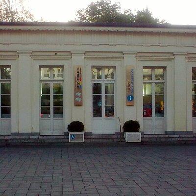 Tourist Info,  Elisenbrunnen, Aachen