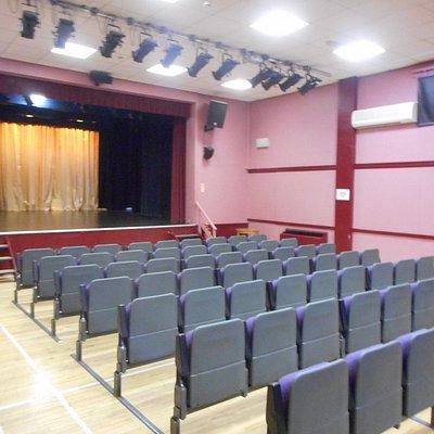 Evron Centre Concert hall Filey