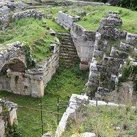 roman amphitheatre - Siracusa