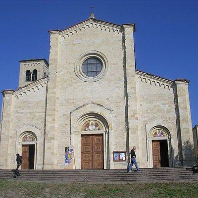Chiesa parrocchiale di Baiso (RE)