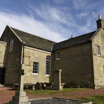 Carmunock Parish Church from South West.