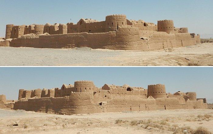 Sar Yazd fortress 1