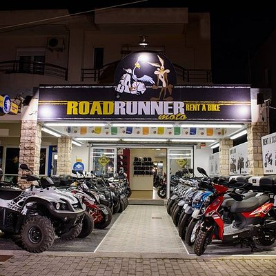 Rent A Moto - Scooter / ATV / Bicycle