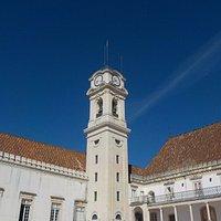 Башня университета Коимбры