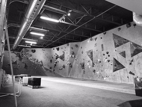 Halifax's premier urban bouldering gym and café!