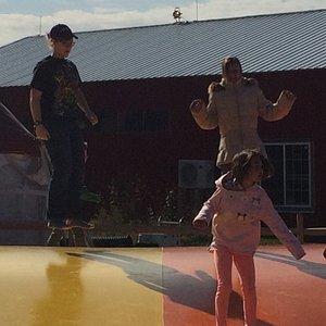 Loads of family fun!