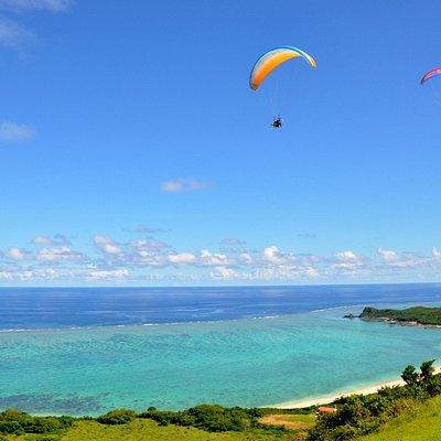 高度300mの石垣島の絶景をご覧ください