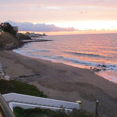 La Perla Beach