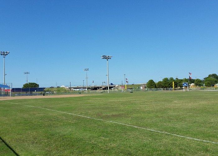 ballfields