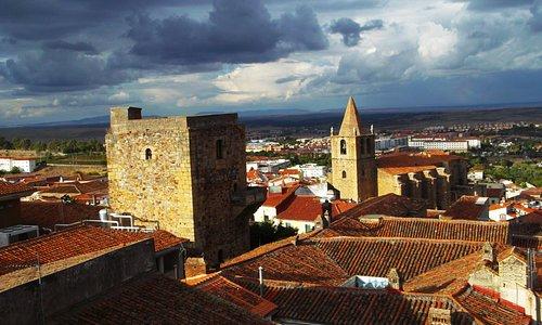 Otra vista desde la torre