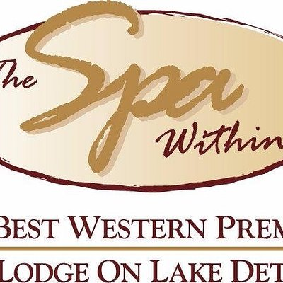 The Spa Within located in The Lodge on Lake Detroit.