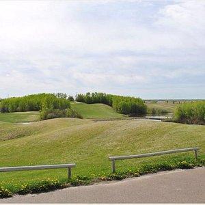 Pheasantback Golf Course, Stettler, Alberta