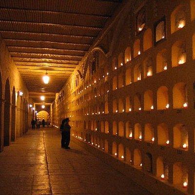 Lighting for Dia de Muertos