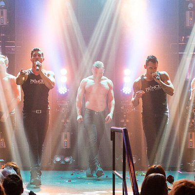 Princes of the Night - Live onstage every Saturday at Crown Melbourne