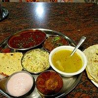 Special Mutton Thali