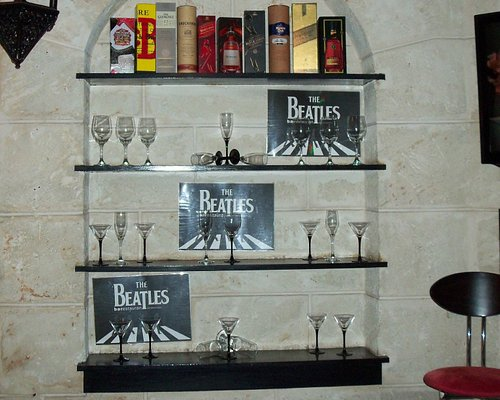 i would love some of this bars items for myself!! lol