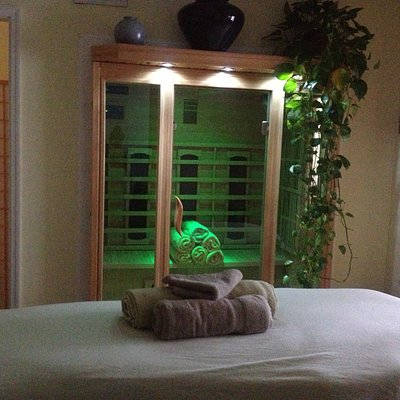 Far-Infrared Sauna