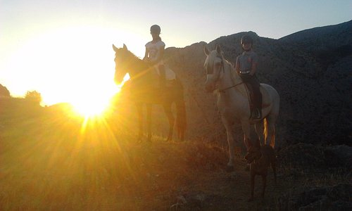 All our routes are off road, following forest and mountain paths around El Chorro with varying l