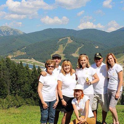Family tour to Ukraine!
