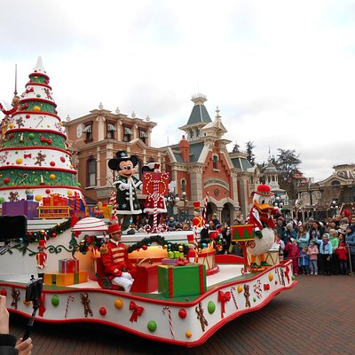 ultimo dell'anno a Disney