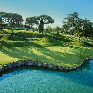 Club de Golf Vallromanes; The nearest Golf Club to Barcelona city open for visitors