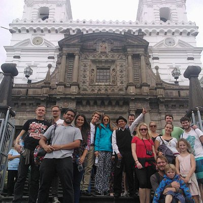 Free Quito Walking Tours