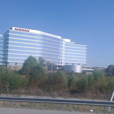 Nissan HQ not auto Plant