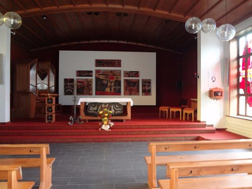 Chapelle du Righi (choeur)
