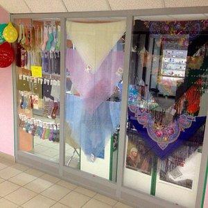 Магазин традиционных Русских платков, варежек, перчаток, шарфов, шапочек, носков, шерсти для вяз