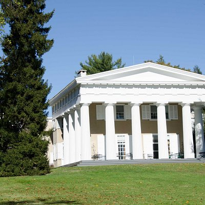 Andalusia mansion on the Delaware River.