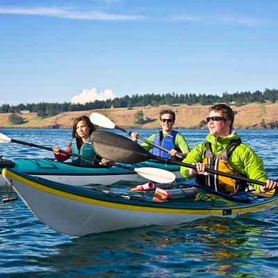 3-hour guided tours on the Northwest corner of San Juan Island.