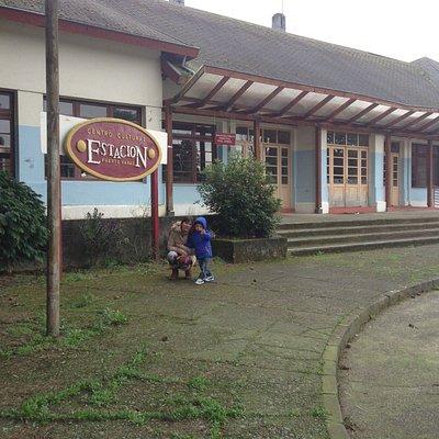 Estación de Trenes de Puerto varas