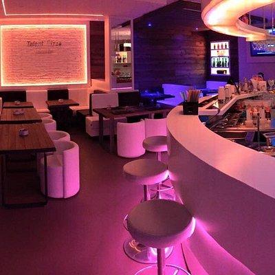 Sala pizza e lounge bar