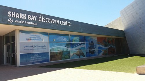 The new look Shark Bay Discovery & Visitor Centre