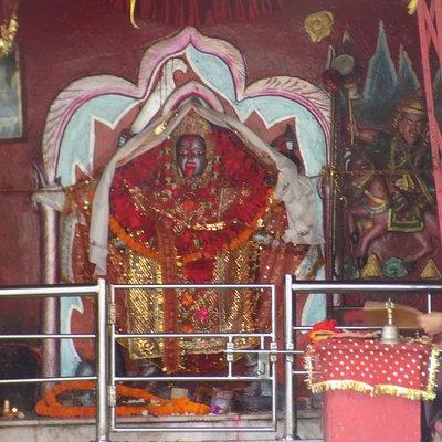 Maa Kali temple in Chowrasta, Darjeeling