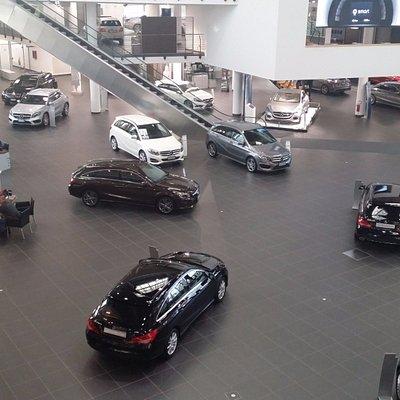 Mercedes Center Milano