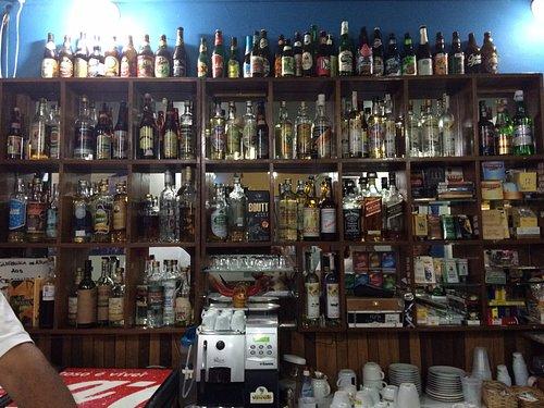 Interior da cervejaria