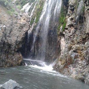Engare sero waterfall