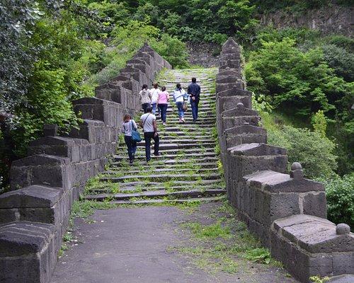 The Medieval Sanahin Bridge (UNESCO World Heritage site) - Ayrarat Tour