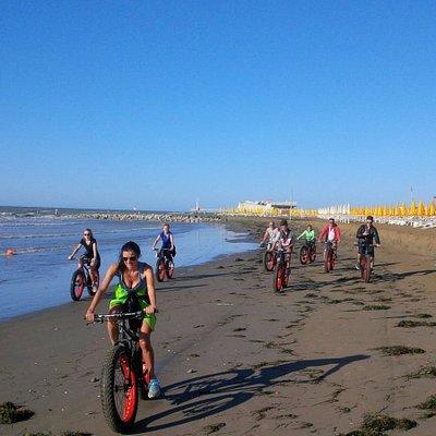 Fat Sand Bikes a Lignano Sabbiadoro
